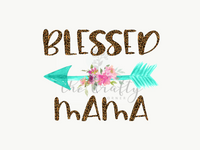 Blessed Mama Transfer