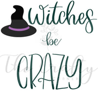 Witches Be Crazy Transfer