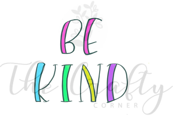 Be Kind Transfer
