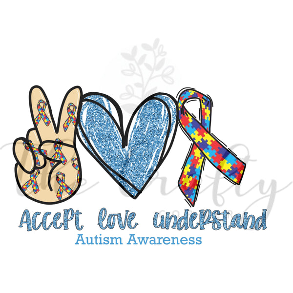 Accept Love Understand Transfer