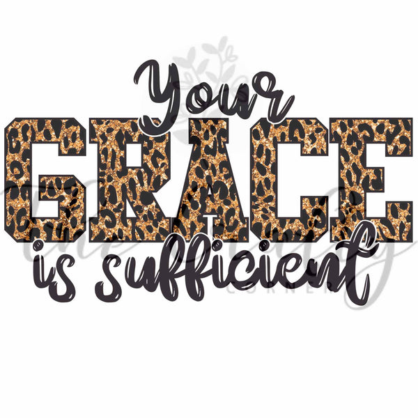 Your Grace Is Sufficient Transfer