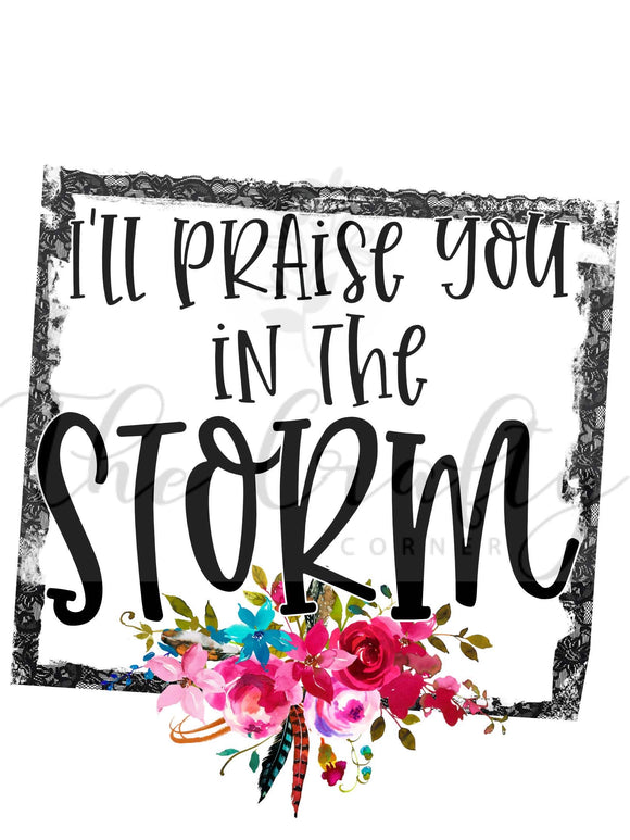 I'll Praise You In The Storm Transfer