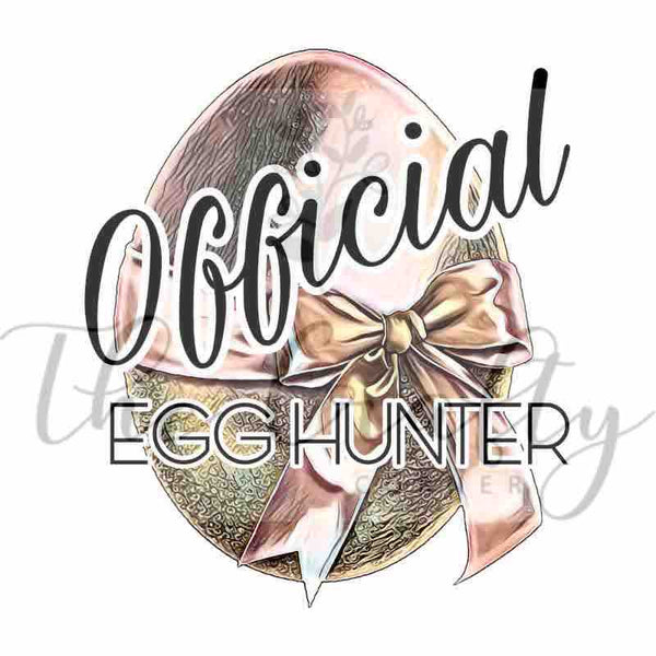 Official Egg Hunter Transfer