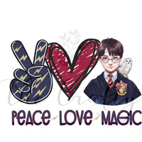 Peace Love Magic Transfer