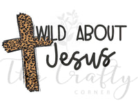 Wild About Jesus Transfer