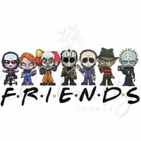 Horror Friends Transfer