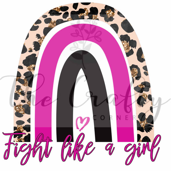 Fight Like A Girl Transfer