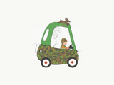 Cozy Coupe Transfer