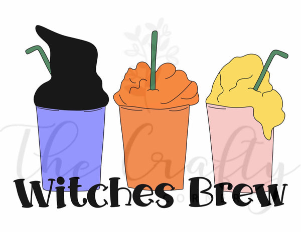 Witches Brew Transfer