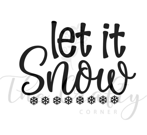 Let It Snow Transfer