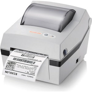 BIXOLON, E770, LABEL PRINTER, USB, ETHERNET, 5 IPS, 203 DPI, POWER SUPPLY, WHITE, 3 YEAR WARRANTY