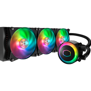 CoolerMaster Fan MLX-D36M-A20PC-R1 MasterLiquid ML360R RGB Intel AMD 4-Pin(PWM) Retail