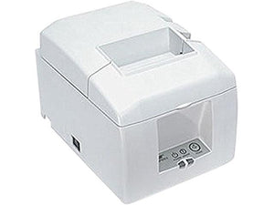 STAR MICRONICS, TSP654IIWEBPRNT-24, ETHERNET WEBPRNT, THERMAL PRINTER, CUTTER, WHITE, POWER SUPPLY INCLUDED, REFER TO 37966010