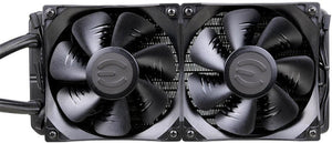EVGA Fan 400-HY-CL24-V1 CLC 240 Liquid CPU Cooler Retail