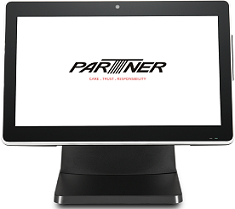 "PARTNER TECH, E5, ALL IN ONE, 3955U CELERON 15.6"" WIDE SCREEN, 4 GB RAM, PCT, 128G M.2 (C), NO MSR, WIN 10 IOT 2016 64, 5 YEAR WARRANTY"
