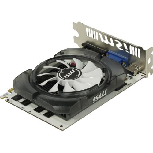 MSI Video Card N730-4GD3V2 G730432 GT 730 4GB DDR3 128Bit PCI Express 2.0 DVI-I/HDMI/VGA Retail