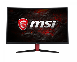 MSI Monitor Optix G27C2 27 inch 1920x1080 3000:1 1ms HDMI/VGA/DisplayPort Curved Gaming Retail