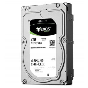Seagate Hard Drive ST4000NM0115 4TB SATA III 6Gb/s Enterprise 7200RPM 128MB 3.5inch 512e Bare