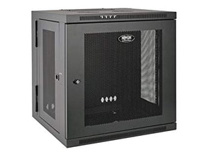 SMARTRACK 12U UPS-DEPTH WALL-MOUNT RACK ENCLOSURE