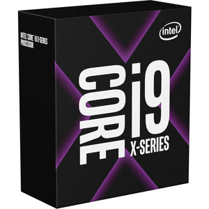 Intel CPU BX80673I99900X Core i9-9900X Boxed 19.25MB Cache 3.5GHz LGA2066 10C/20T Retail