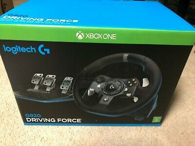 G920 Drvng Racing Wheel XBO PC