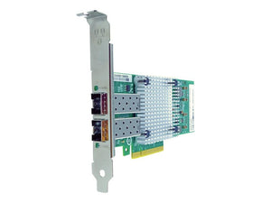 Axiom 10Gbs Dual Port SFP+ PCIe x8 NIC Card for Chelsio - T420-CR