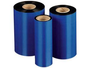 THERMAMARK, CONSUMABLES, THERMAL TRANSFER RIBBON, BLACK, STANDARD WAX/RESIN, 2.99