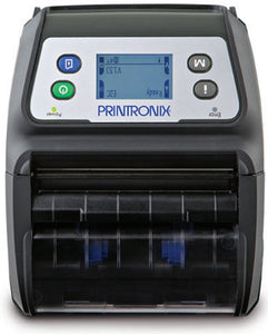"PRINTRONIX, 4"" MOBILE PRINTER, WIFI, DUAL ANTENNA, INCLUDES BATTERY, USB CABLE, STANDARD BELT CLIP"