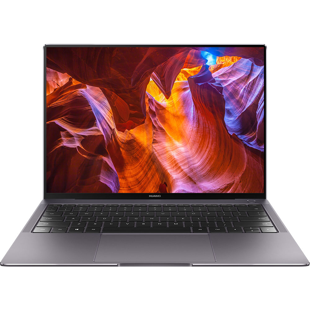 Huawei Notebook 53010CAJ MateBook X Pro Signature 13.9 inch 3K Touch 8th Gen i7-8550U 16 GB RAM 512 GB SSD GeForce MX150 Windows 10 Home Space Gray Retail
