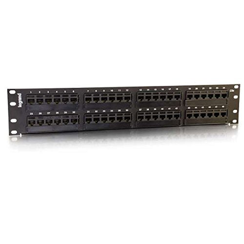 48-PORT CAT5E 110-TYPE PATCH PANEL