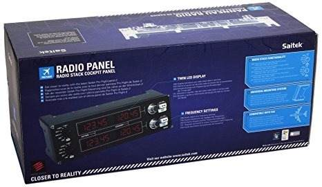 PC Pro Flight Radio Panel