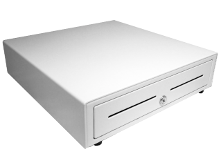 APG, VASSARIO, CASH DRAWER, MULTIPRO USB INTERFACE, ALL WHITE, 16X16