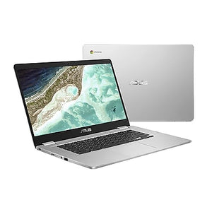 Asus Notebook C523NA-DH02 15.6 inch Celeron N3350 4GB 32GB Intel HD Chrome OS Sliver Retail