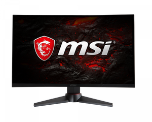 MSI Monitor OPTIXMAG24C 24 VA panel 16:9 1920x1080 3000:1 1ms HDMI/DisplayPort/DVI Curved Gaming display Retail