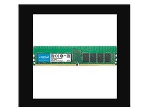 Crucial Memory CT16G4RFD8266 16GB DDR4 2666 CL19 DR x8 ECC Registered DIMM Retail