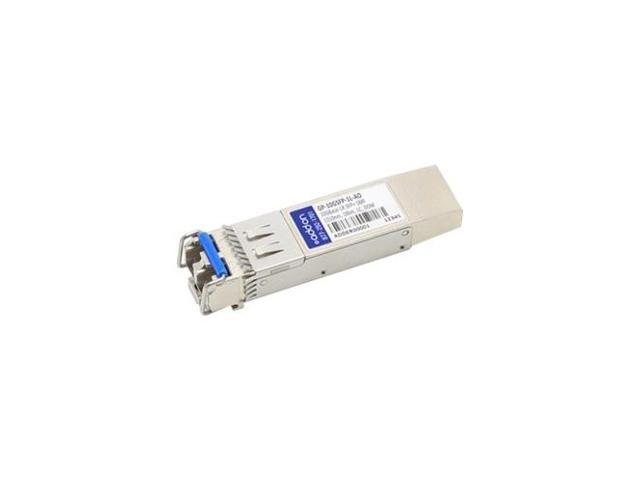 AddOn Dell Force10 GP-10GSFP-1S Compatible TAA Compliant 10GBase-SR SFP+ Transce