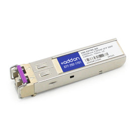AddOn Calix 100-03790 Compatible TAA Compliant 1000Base-CWDM SFP Transceiver (SM