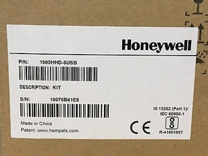 HONEYWELL, NCNR, RETIRING, ENHANCED XENON HEALTHCARE SCANNER, 1D, PDF417, 2D, HD FOCUS, WHITE DISINFECTANT-READY HOUSING, RS232/USB/KBW/IBM, EOL, REFER TO 1950HHD-5-N WHEN STOCK IS DEPLETED