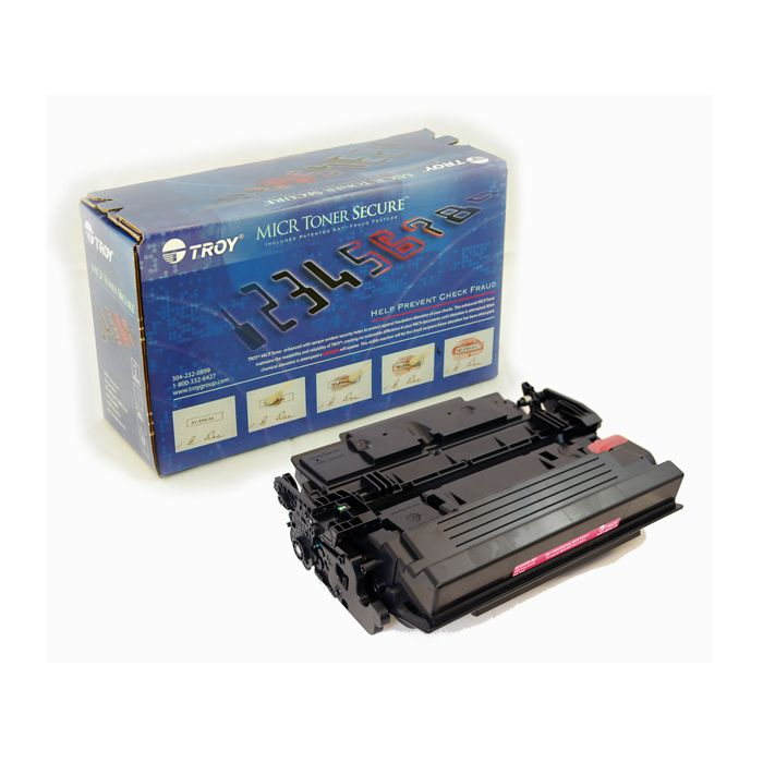 TROY M506/M527mfp MICR Toner Secure HY Cartridge
