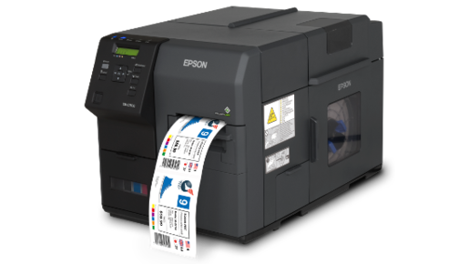 EPSON, TM-C7500, COLORWORKS 4 COLOR LABEL PRINTER, USB AND ETHERNET, RESTRICTED TO COLORWORKS PARTNERS ONLY