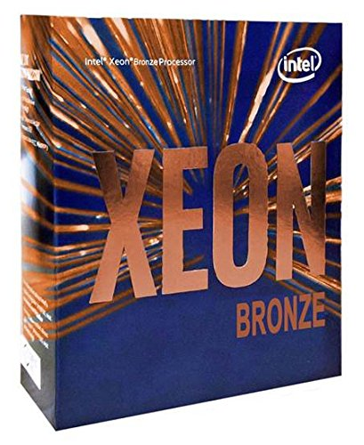 Intel CPU BX806733104 Xeon Bronze 3104 6C 1.7GHz 8.25MB FC-LGA14 Retail