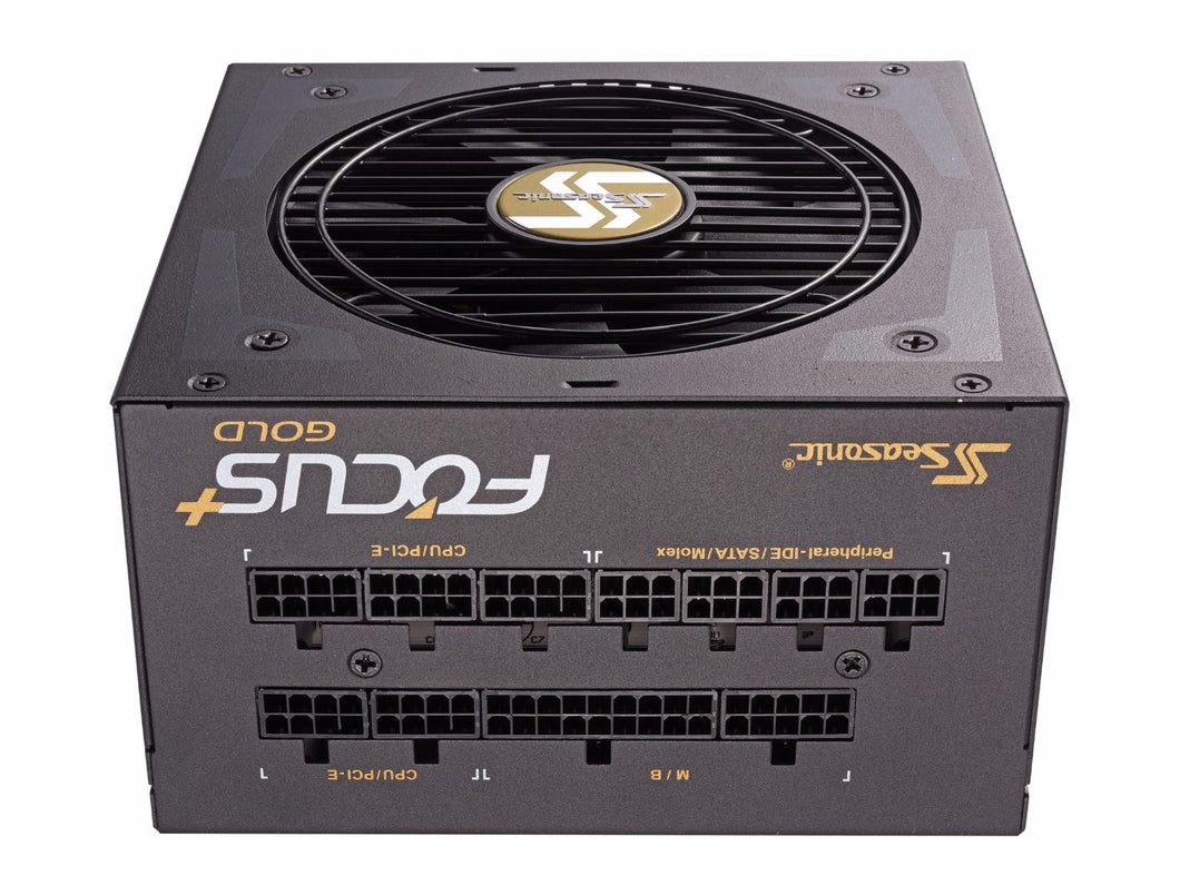 Seasonic Power Supply SSR-850FX Focus Plus 850W 80+ GOLD FULL MODULAR Retail