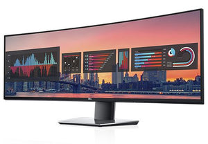 49IN ULTRASHARP CURVED MONITOR