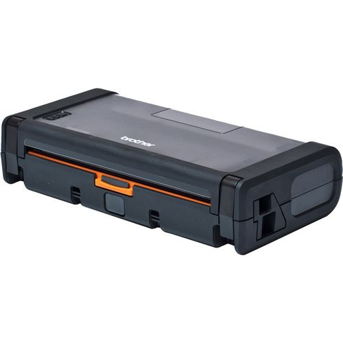 BROTHER MOBILE, PJ7 RUGGED ROLL CASE WITH DECURLING MECHANISM: EASY DROP IN LOADING, HOLDS STANDARD 2.13
