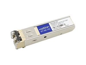 AddOn HP JD113A Compatible TAA Compliant 1000Base-CWDM SFP Transceiver (SMF, 147