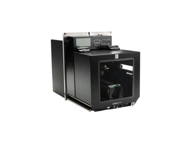 ZEBRA AIT, PAX PRINTER ENGINE, ZE500-6, 300 DPI, RIGHT HAND, RS-232 SERIAL, PARALLEL USB 2.0, INTERNAL ZEBRANET 10/100 PRINT SERVER, 120 VAC POWERCORD