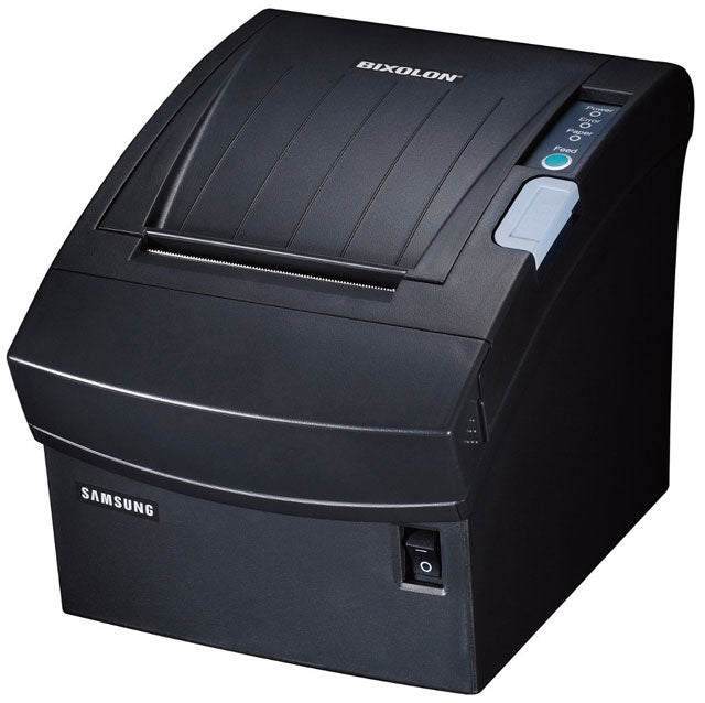 BIXOLON, SRP-350IIICOG, THERMAL PRINTER USB BLACK, P/S & USB CABLE INCL.