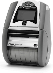 ZEBRA AIT, PRINTER, QLN320 HC 3 INCH, USB, 802.11 ABGN,DUAL RADIO,BT 3.0 PLUS MFI MADE FOR IPHONE,ETHERNET ,CRADLE REQUIRED FOR CONNECTIVITY, ONCE STOCK IS DEPLETED REFER TO ZQ62-HUWA000-00