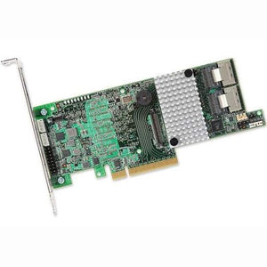 LSI Logic Controller Card L5-25413-18/04 MegaRAID SAS 9271-8i 8Port 6Gb/s PCI Express 3.0 1GB DDR3 Single
