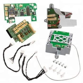 EVOLIS, ELYCTIS DUAL ENCODING KIT. IDETIV ENCODER, SMART CNTCT STATION, ANTENNA BRKT, DAUGHTER BOARD AND CABLES. NEEDS S10112 PLATE, ORDER SEPARATELY